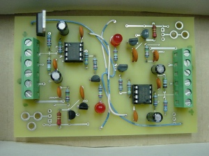Circuit Closeup