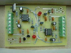 Circuit Closeup